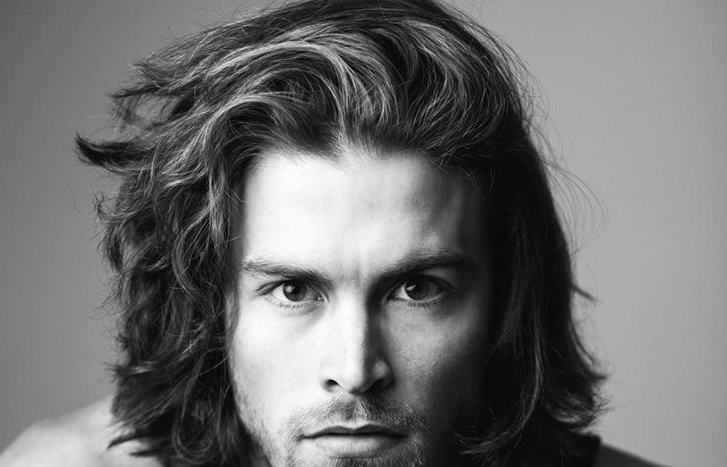 hair styles for long hair men 15 eye catching hairstyles for hairstyles 8006 | Long Hairstyles for Men