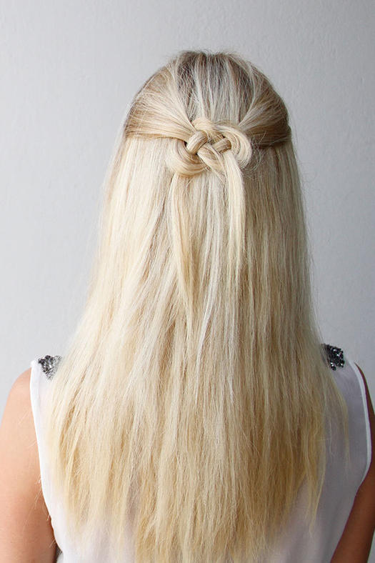 10 Exotic Half Up Half Down Hairstyles For Women To Make Some Head