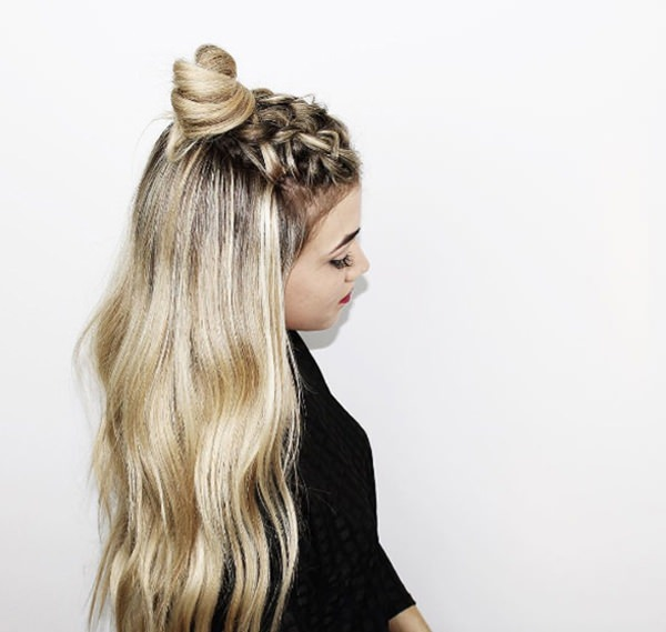 10 exotic Half Up Half Down Hairstyles for Women to make some head ...
