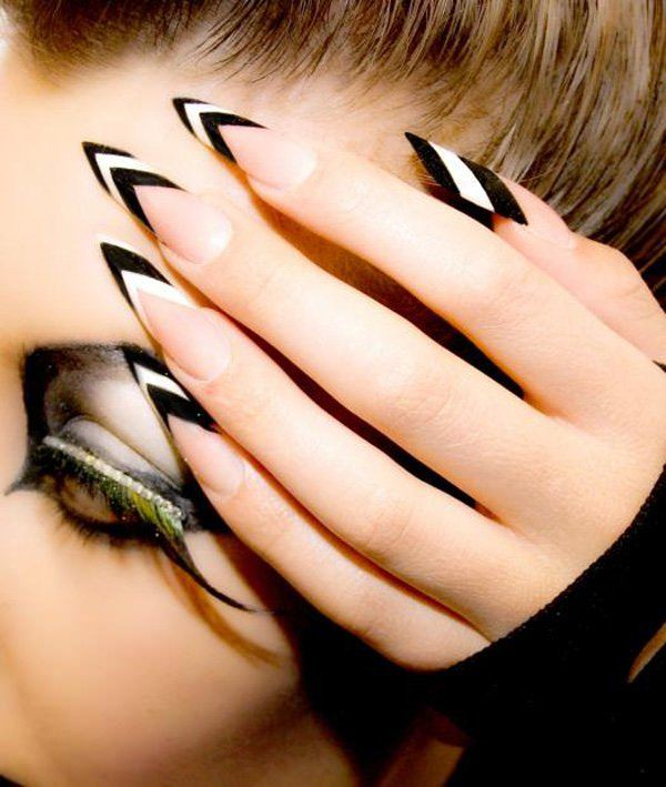 25 Dazzling Acrylic Nails Designs Trending In 2019