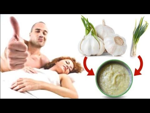 how to increase stamina in bed for men