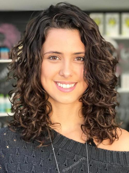 11 Prettiest Curly Hairstyles For Long Hair To make You Look