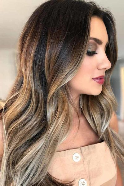 15 Gorgeous Shades Of Ash Brown Hair With Highlights